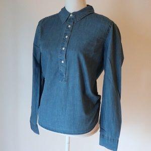Joe's Collection, Jean Sleeve Top